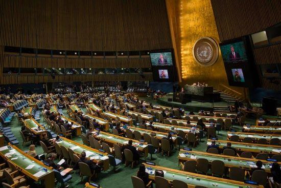 """Порошенко закликав ООН зупинити """"окупацію"""" Росією Азовського моря"""