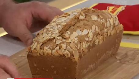 Рецепт хлеба из кабачков от Руслана Сеничкина