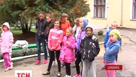 Массовое отравление школьников на Буковине вызвано не нарушением процесса питания