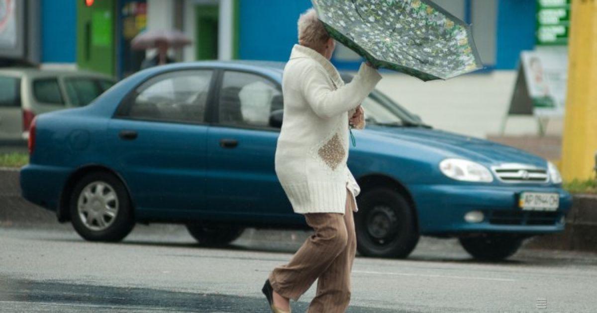 Синоптики спрогнозировали, где на выходных пройдет дождь