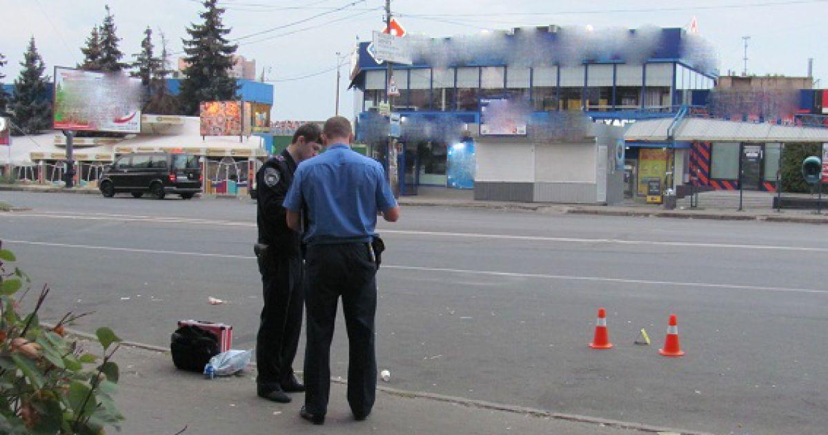 31-летний силовик погиб в результате полученных травм @ Управление МВД Киева