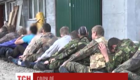 Десятки активистов задержаны на Киевщине