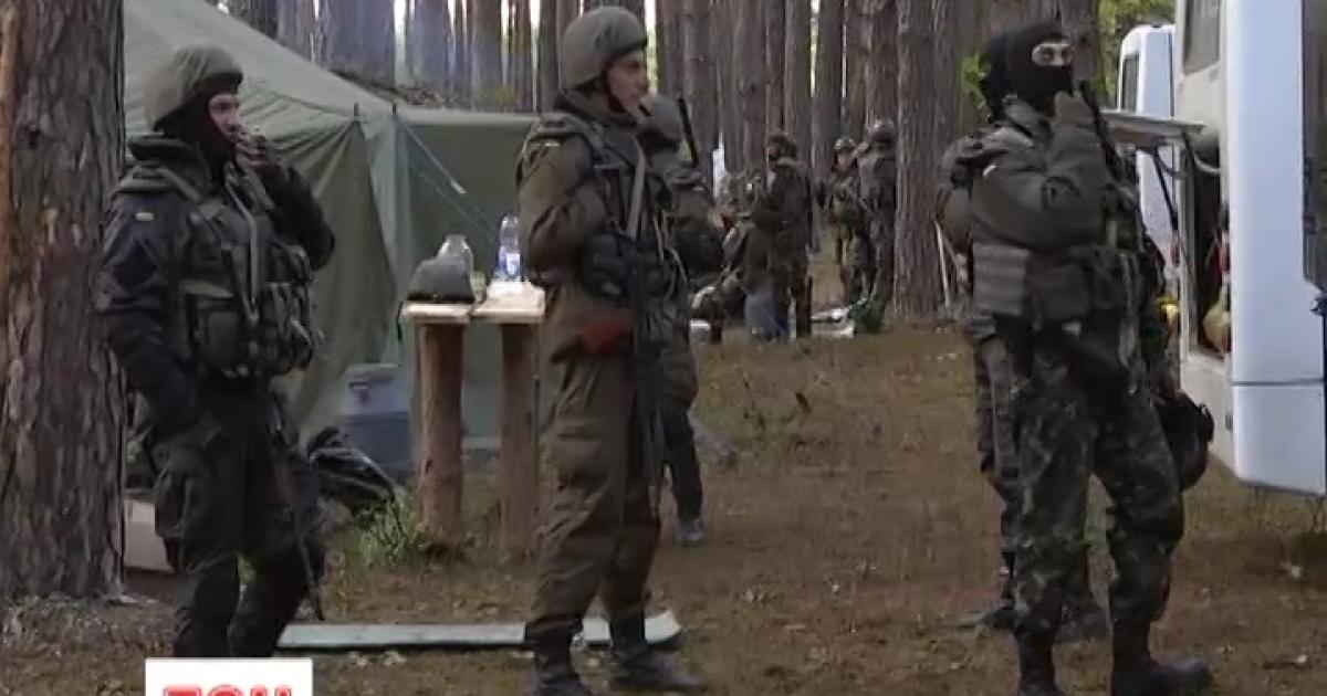 Подробности стрельбы на янтарном месторождении на Волыни: милиция задержала 150 копателей