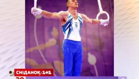 В гостях у «Сніданку з 1+1» чемпіон Європи зі спортивної гімнастики Ігор Радивілов