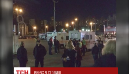 На київському вокзалі вночі вибухнула бойова граната РГД-5