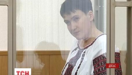 У російському місті Донецьк розпочалося судове засідання по справі Надії Савченко