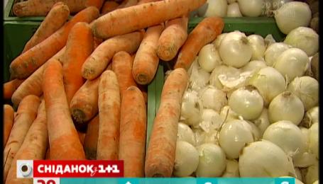 Врожай моркви та буряка перевищив потреби українців