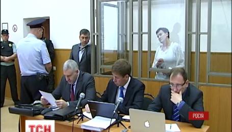 Савченко не ждет честного приговора от российского суда