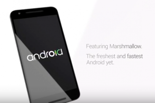 Google показав два нових смартфони