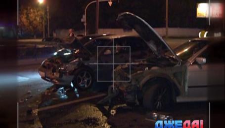 В Киеве произошла скандальная авария