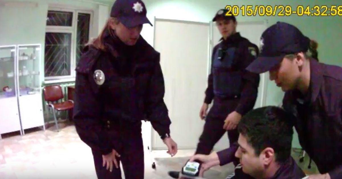 МВД опубликовало видео задержания бывшего пасынка Фирташа