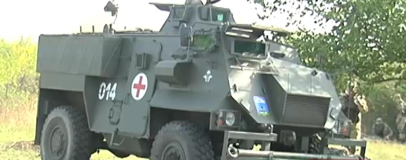 Украинские военные поделились впечатлениями от броневиков Saxon