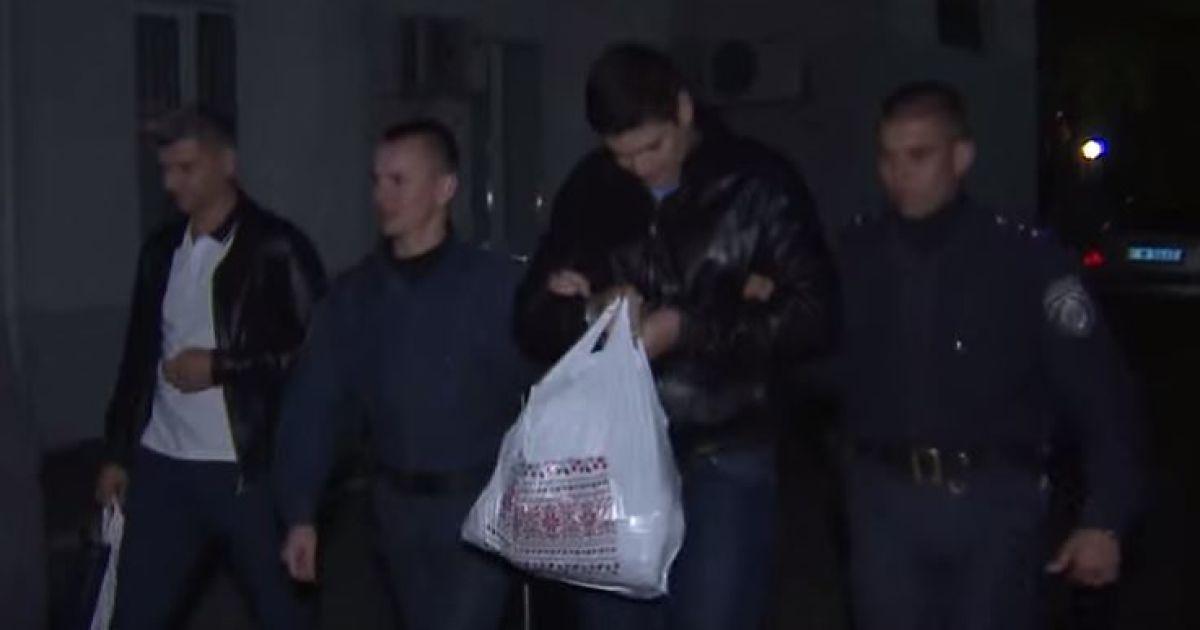 Задержанному Калиновскому объявили подозрение