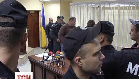 Судове засідання у справі Ігоря Гуменюка, якого звинувачують в теракті під стінами ВР