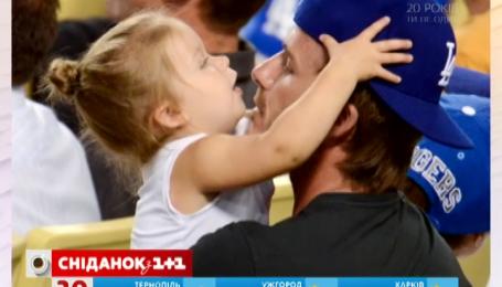 Дэвид Бекхэм не позволяет стричь свою дочь