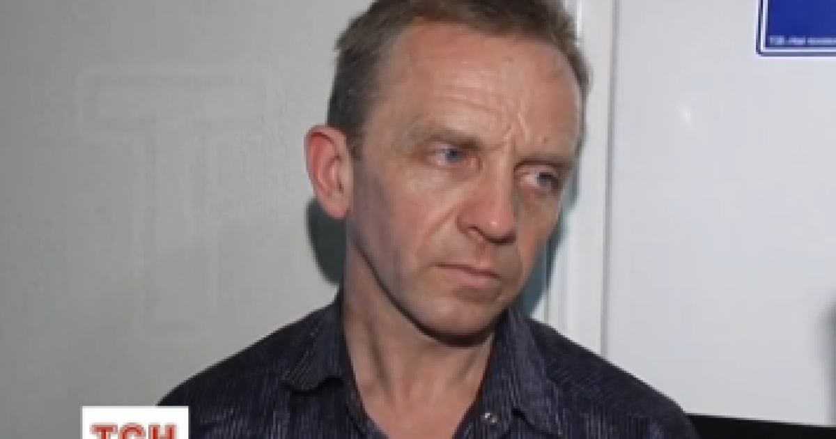 Отец подозреваемого в теракте под Радой возит сыну патриотические книги и домашнюю еду