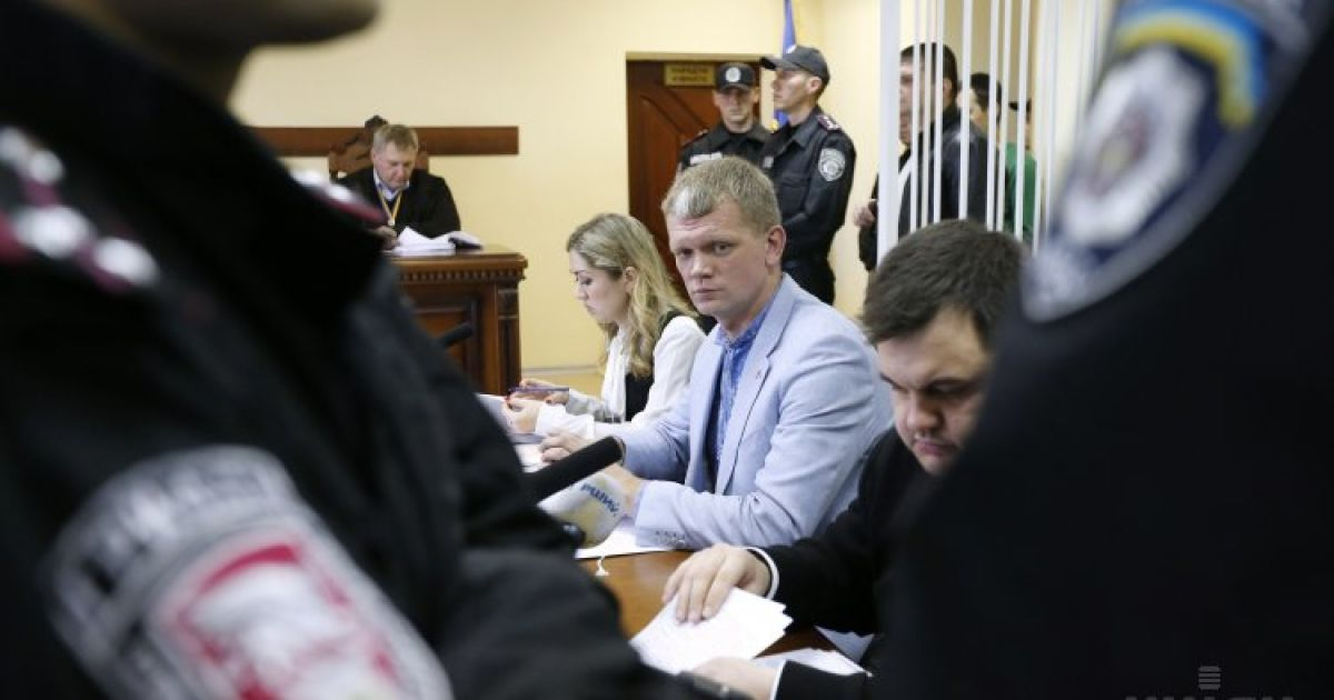 Швайке присудили пребывание под стражей @ УНИАН