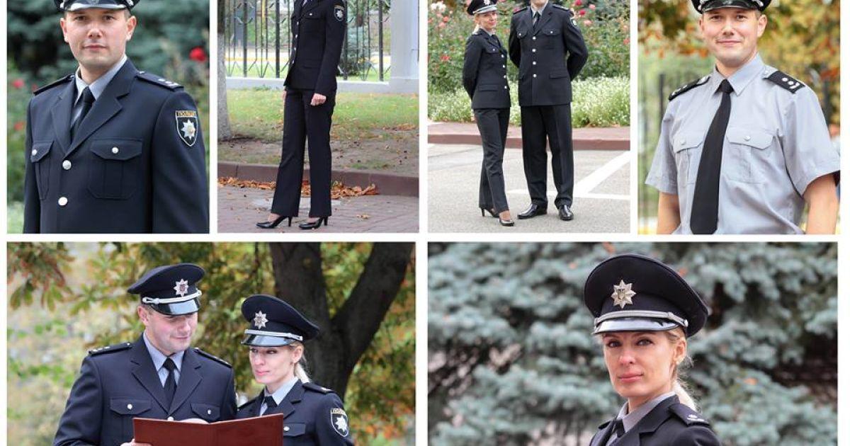 На Кабмине утвердили новую форму для полицейских