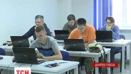 В Днепропетровске АТОшников превращают в айтишников
