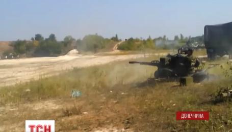 Небо на юго-восточных рубежах под контролем украинских зенитчиков