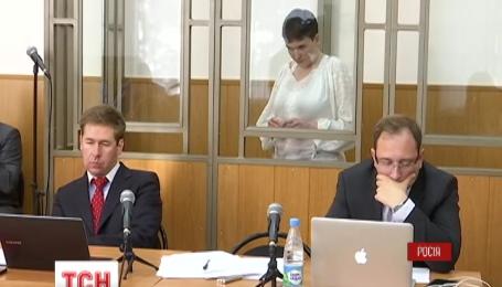 Засідання у справі Надії Савченко відбулося у російському Донецьку