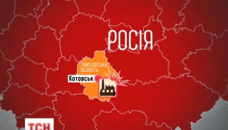 Жертв взрыва на пороховом заводе в Тамбовской области уже две