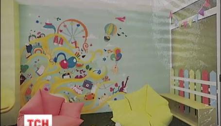 В Верховной Раде обустроят детскую комнату