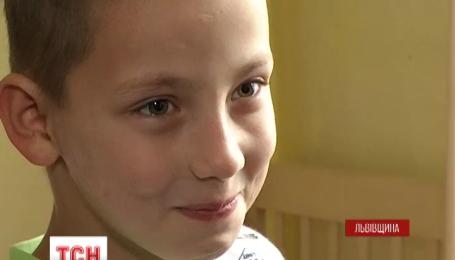 Родина росіян, які поселилися на Львівщині, бореться за те, щоб їх не розлучили з племінником