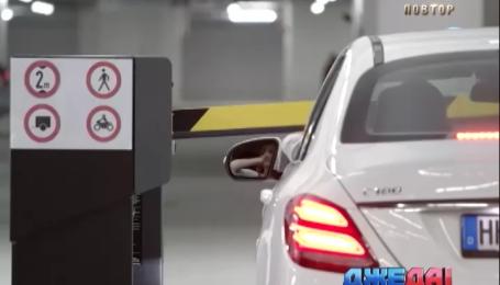 В Германии разработали умную парковку