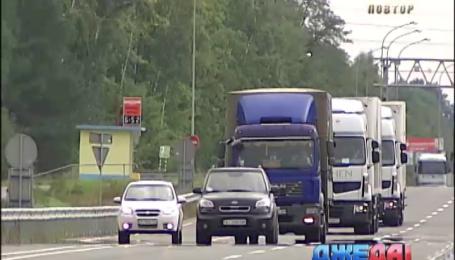 С 1 октября на всех загородных дорогах Украины надо ездить с включенными фарами
