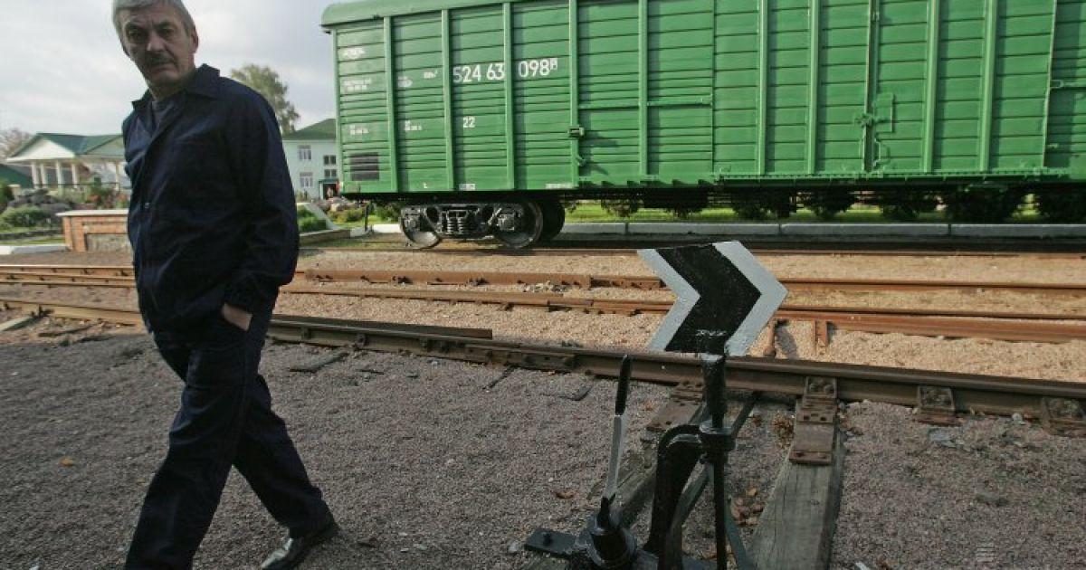 Россия ввела санкции против украинского государственного железнодорожного перевозчика
