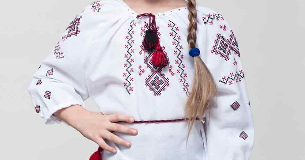 Дитячі вишиванки — серед найпопулярніших патріотичних товарів
