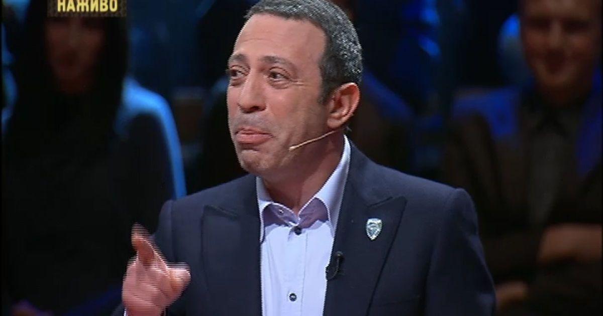 Корбан пообещал, что не будет раздавать гречку на выборах в Киеве