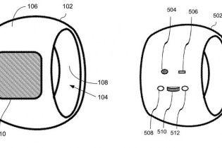 """Apple может создать """"умное кольцо"""""""