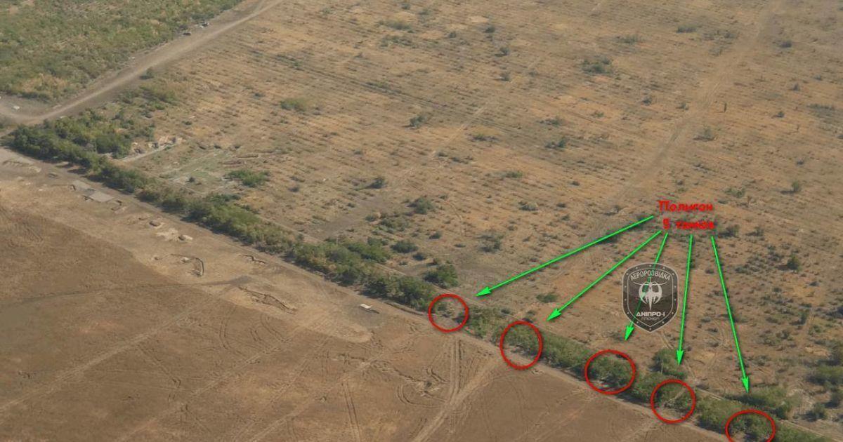 Знімки демонструють повернення техніки @ Facebook/Дніпро-1: Аеророзвідка