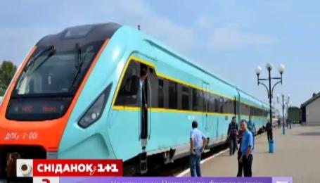 Со Львова в Черновцы начнет курсировать скоростной поезд