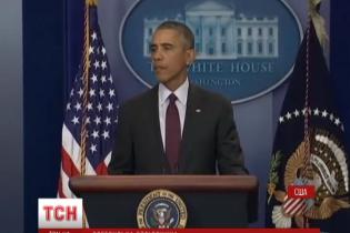 После стрельбы в колледже Обама заговорил об ограничении продажи оружия