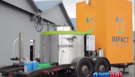 Американские изобретатели придумали, как сделать из лошадиных отходов биотопливо