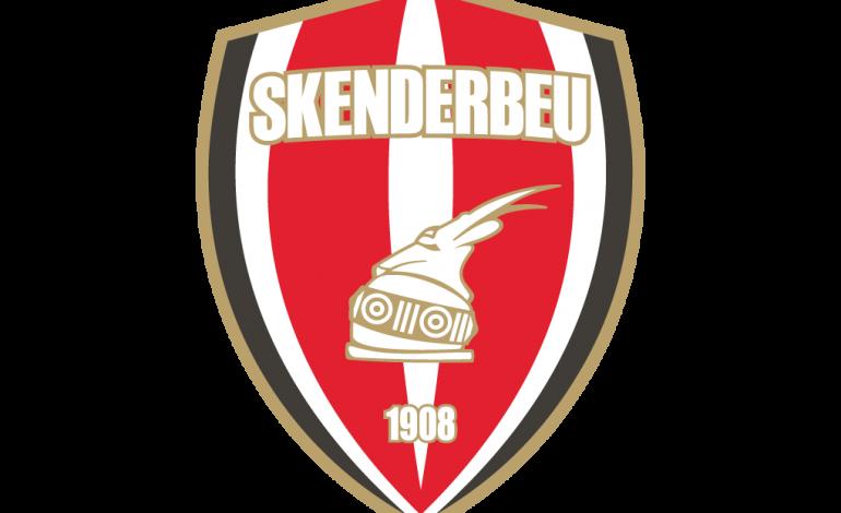 Эмблема ФК «Скендербеу»