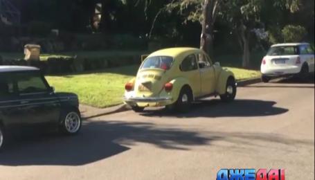Автолюбитель превратил маленького «Жука» в настоящего монстра