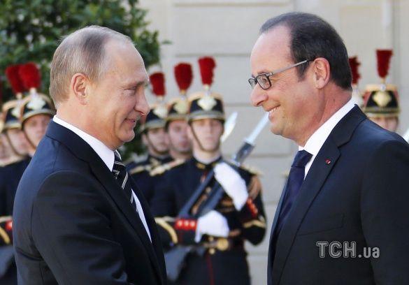Путін і Олланд_7