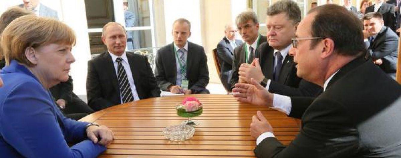 """У Мінську стартувала зустріч радників глав """"нормандської четвірки"""""""