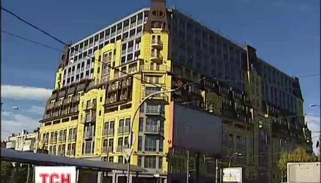 В Киеве вырос новый дом, который уже прозвали «подольским монстром»