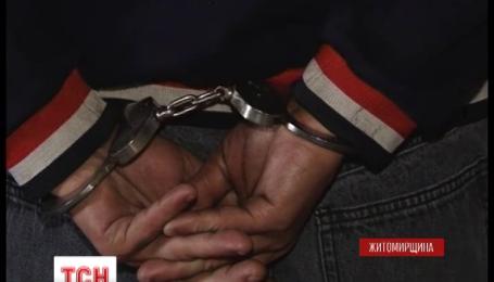 В Бердичеве задержали двух бывших заключенных, подозреваемых в убийстве пенсионерки