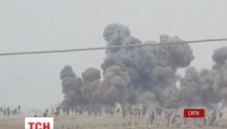 Москва оприлюднила чергове відео авіаударів у Сирії