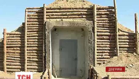 Укріплення другої лінії оборони під Маріуполем можуть витримати будь-який удар