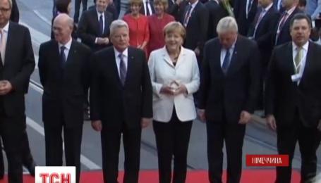 У Німеччині святкують 25 річницю об'єднання