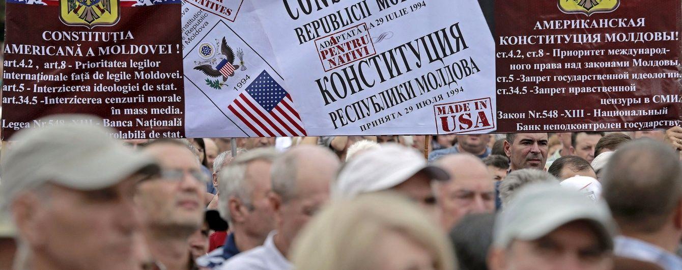 Молдова заборонила в'їзд кремлівському пропагандисту