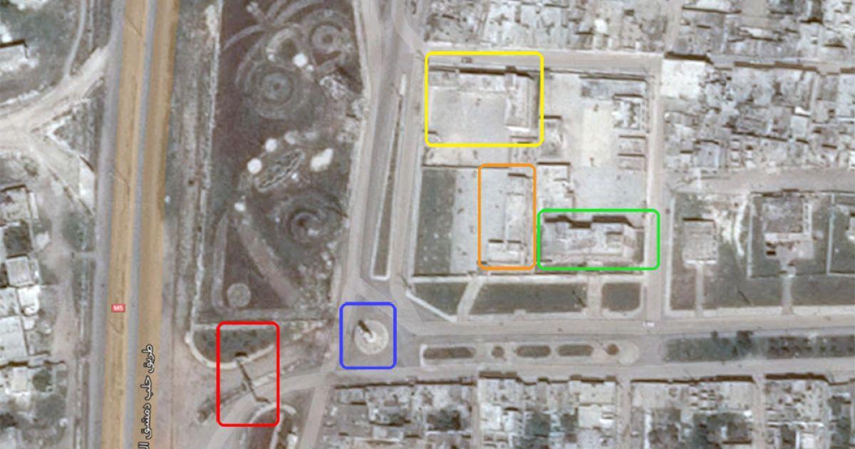 Російські блогери показали, як РФ скидала некеровані бомби на житлові райони Сирії