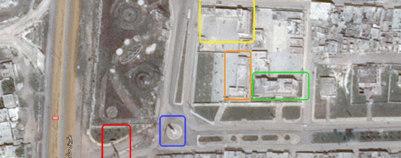 Российские блогеры показали, как РФ сбрасывала неуправляемые бомбы на жилые районы Сирии